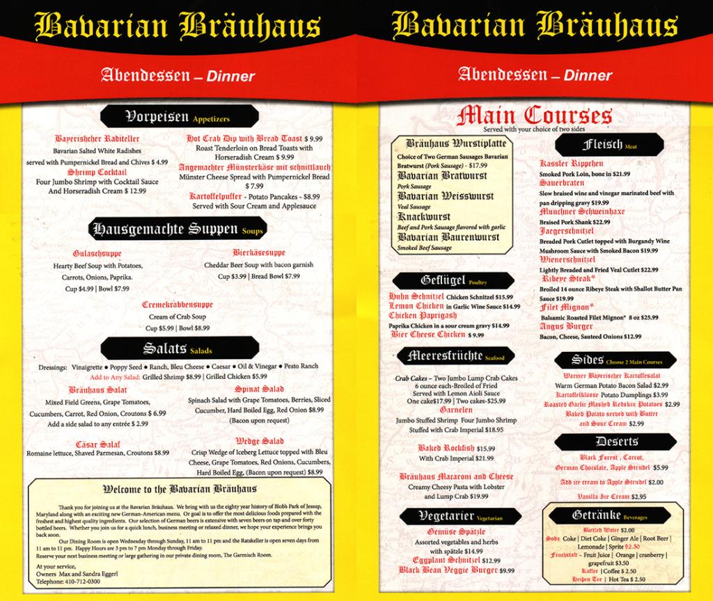 BAVARIAN_BRAUHAUS_Dinner-Menu