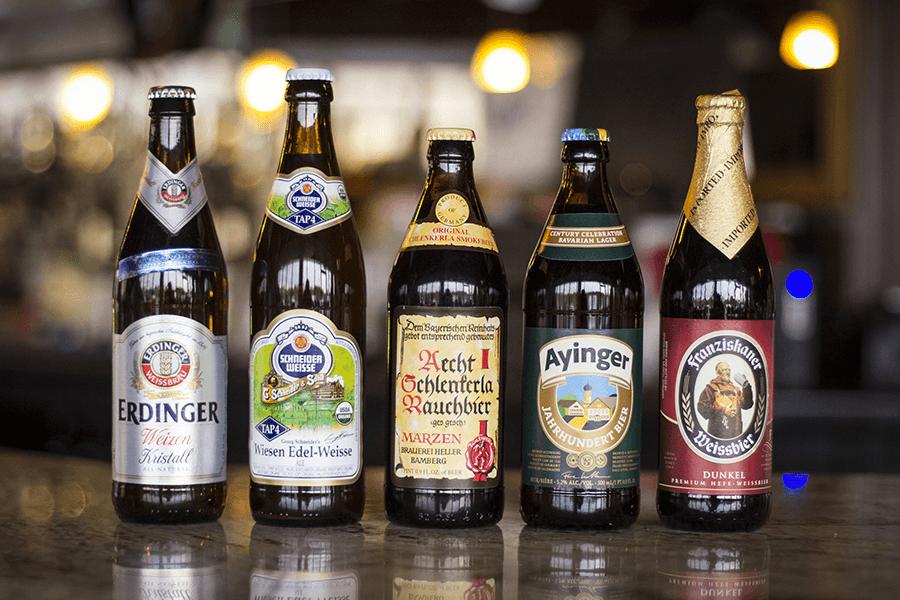 Bavarian Brauhaus love German Beers