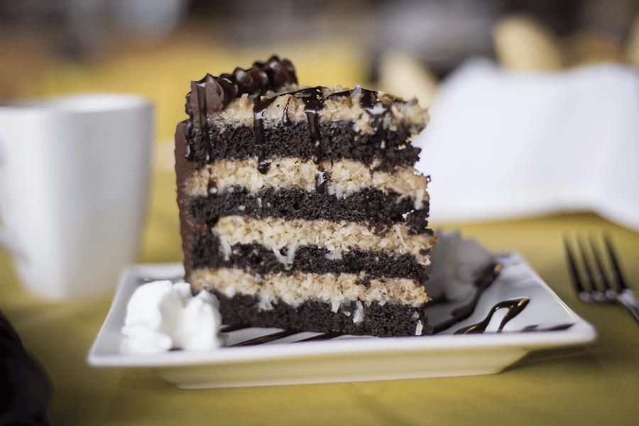 Bavarian Brauhaus German Chocolate Cake